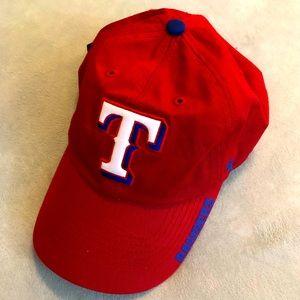 [47] Texas Rangers Adjustable Baseball Cap